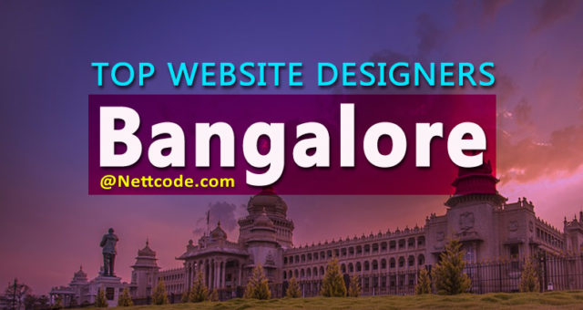 Top website designers in Bangalore