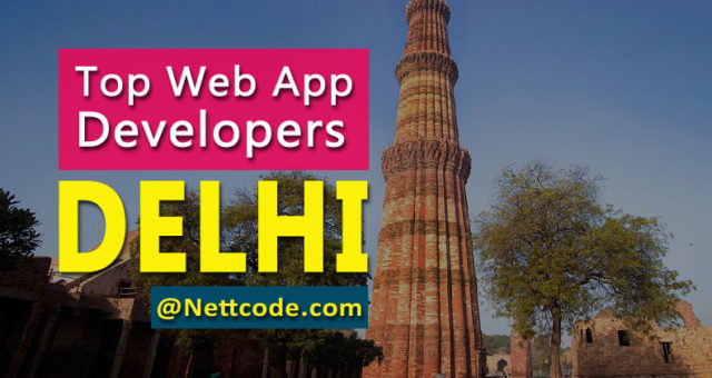 Top Web Application Developers in Delhi