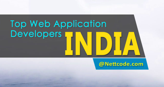 Top Web Application Developers in India