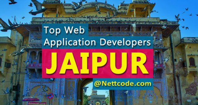 Top Web Application Developers in Jaipur