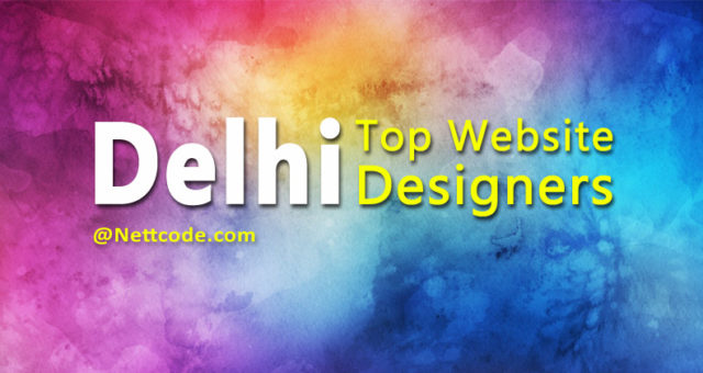 Top website designers in Delhi