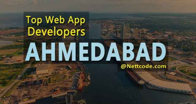 Top Web Application Developers in Ahmedabad