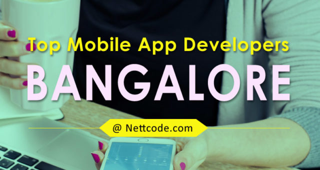 Top Mobile App Developers in Bangalore