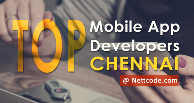 Top Mobile App Developers in Chennai