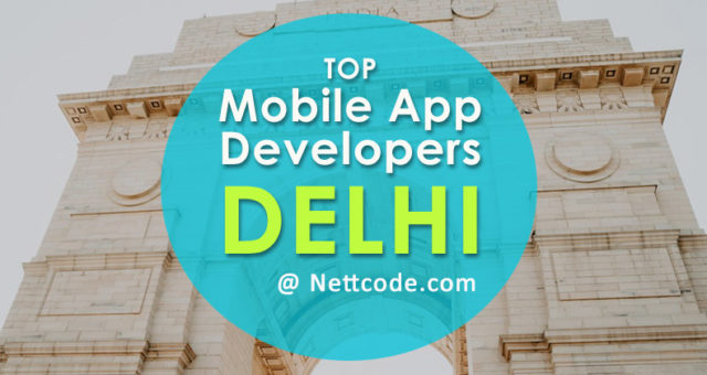 Top Mobile App Developers in Delhi