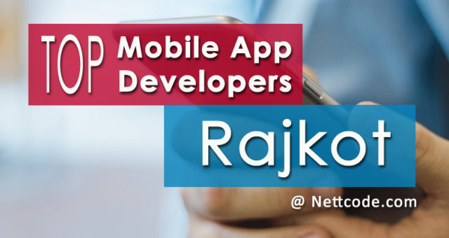 Top Mobile App Developers in Rajkot