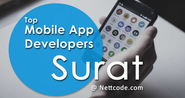 Top Mobile App Developers in Surat