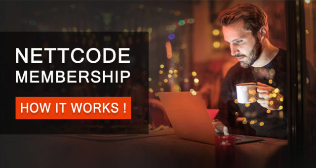 How nettcode membership works