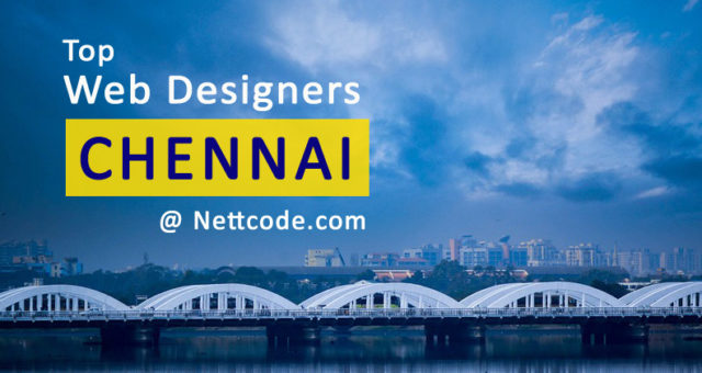 Top website designers in Chennai