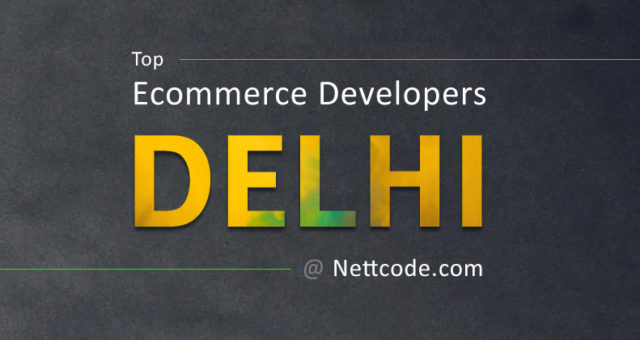 Top E-Commerce Website Developers in Delhi
