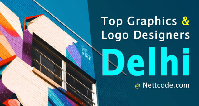 Top Graphics and Logo Designers in Delhi