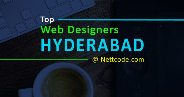 Top website designers in Hyderabad