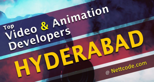 Top Animation and Video Developers in Hyderabad