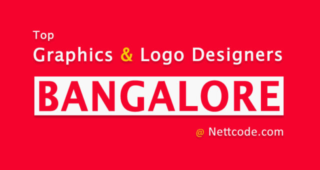 Top Graphics and Logo Designers in Bangalore
