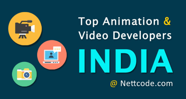Top Animation and Video Developers in India