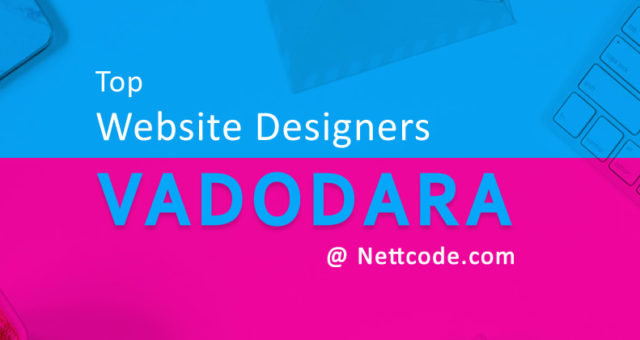Top website designers in Vadodara